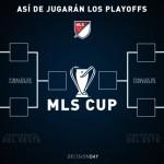 Equipos de Maynor Figueroa y Roger Espinoza pelearan por el título en la MLS