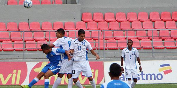 Honduras v Nicaragua Sub 20