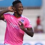 Romell Quioto hizo más líder al Olimpia con su sexto gol en el Apertura