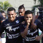 Honduras Progreso por un triunfo ante Olimpia y a esperar resultados para poder clasificar a la Liguilla