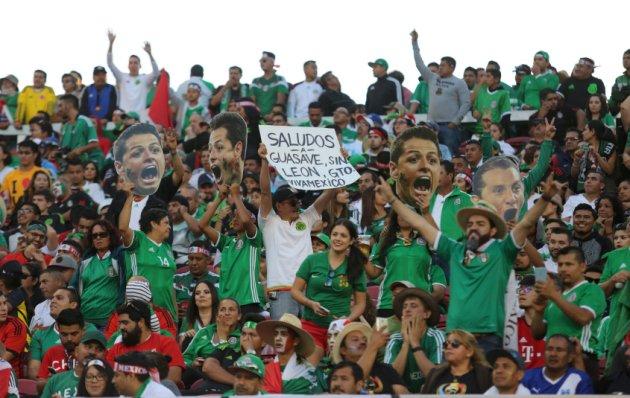 Aficion mexicana