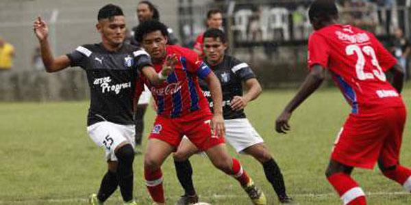Honduras Progreso v Olimpia