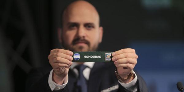 Honduras jugará contra Canada, Antigua y Barbuda y México en la fase de grupos del Campeonato Sub 20 de Concacaf 2017 (Foto cortesía Concacaf)