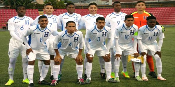 Sub 17 Honduras 2016