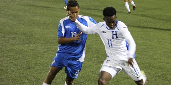 Honduras v Nicaragua Sub-17