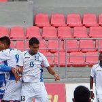 Sub 20 de Canadá acabó con el invicto de Honduras