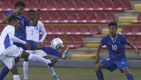 Honduras v El Salvador Sub-17 2016