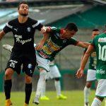 ((Video)) Marathón comprometió clasificación al empatar con Honduras Progreso