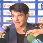 | Audio | Diego Vázquez, vamos a entregarle a Motagua la Copa 14