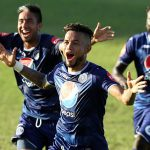 #Vídeo: Momento histórico, Motagua levanta la Copa 14 en el Excelsior