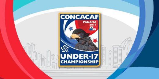 Logo oficial Campeonato Concacaf Sub 17 2017
