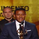 #Vídeo: Luis Garrido pone el ejemplo y se lleva el Reconocimiento Muhammad Ali