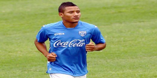 Luis Garrido volvió a vestir el uniforme de la selección 14 meses después y está emocionado