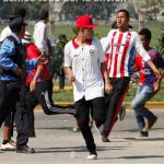 Celin Canahuati exige al gobierno ejecute plan de seguridad en los estadios