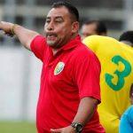 Gustavo Gallegos molesto con arbitraje de Melvin Matamoros