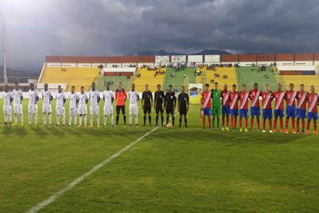 Honduras v Costa Rica Sub 20