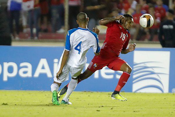 Marcelo Pereira contra Panama