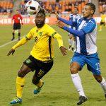 Jamaica acabó en el invicto de Honduras