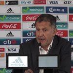 Osorio, en la Copa Oro solo estarán jugadores de Liga MX