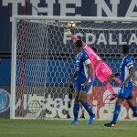 Maynor Figueroa y FC Dallas cerca de las semifinales en Liga de Campeones