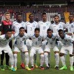 Sub 20 de Honduras con algunos cambios contra Antigua y Barbuda