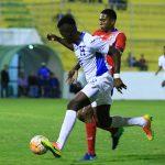Darixon Vuelto recobró olfato goleador en la serie contra Costa Rica