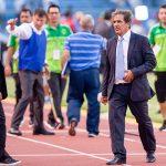 ((Audio)) Pinto, estoy preocupado por la falta de juego de Beckeles y Emilio