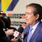Pinto, la idea es superar lo hecho en la Copa Oro del 2015