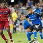 VÍDEO: San José Earthquakes le empató a FC Dallas de Maynor Figueroa