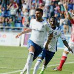 Lozano amonestado en el vibrante empate de Tenerife en Girona