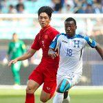 Los goles llegaron tarde para la Sub 20 de Honduras en Mundial de Corea