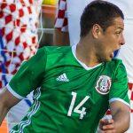 ¿ Chicharito Hernández fuera de la selección mexicana ?