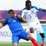#VÍDEO Francia no le tuvo piedad a Honduras en el inicio del Mundial Sub 20
