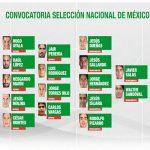 Chivas, la base del equipo de Mexico para la Copa Oro de Concacaf
