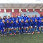 Sub 20 Femenina de Honduras inicia contra Panamá eliminatorias al Pre Mundial de Concacaf