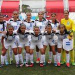 Sub 20 femenina de Honduras depende de El Salvador para clasificar
