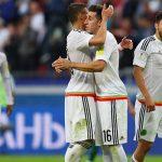 Héctor Moreno rescató empate entre México y Portugal en la Copa Confederaciones