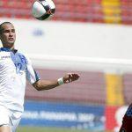 Allans Vargas reforzará la zaga de Honduras en Copa Oro