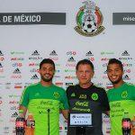 Osorio, confirma bajas de Guardado y Rafa Márquez ante Honduras