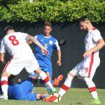 Nicaragua goleó a Canadá previo a la Copa Oro