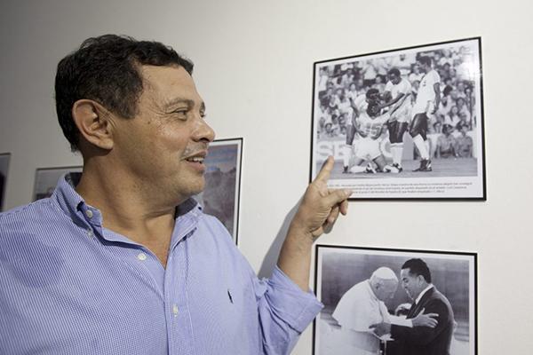 Hector Manuel Zelaya