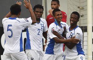 Sub 17 de Honduras