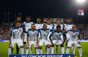 Honduras v Canada 14 Julio 2017