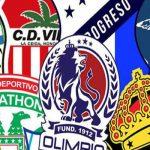 Listados completos,  Altas y Bajas Torneo Apertura 2017