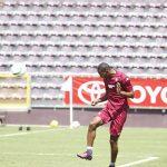 Saprissa celebra el regreso del goleador hondureño Jerry Bengtson