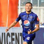 Debut soñado para Walter Martínez en Motagua