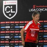 Carlos Restrepo ya visualiza la final en la Liga Concacaf contra Santos de Guápiles