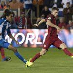 Bobby Wood y Dempsey en el ataque de EUA contra Honduras