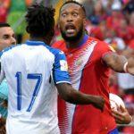 Honduras perdió 12 y no 6 minutos contra Costa Rica