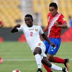 Costa Rica dejó escapar el triunfo ante Guinea el Mundial Sub 17